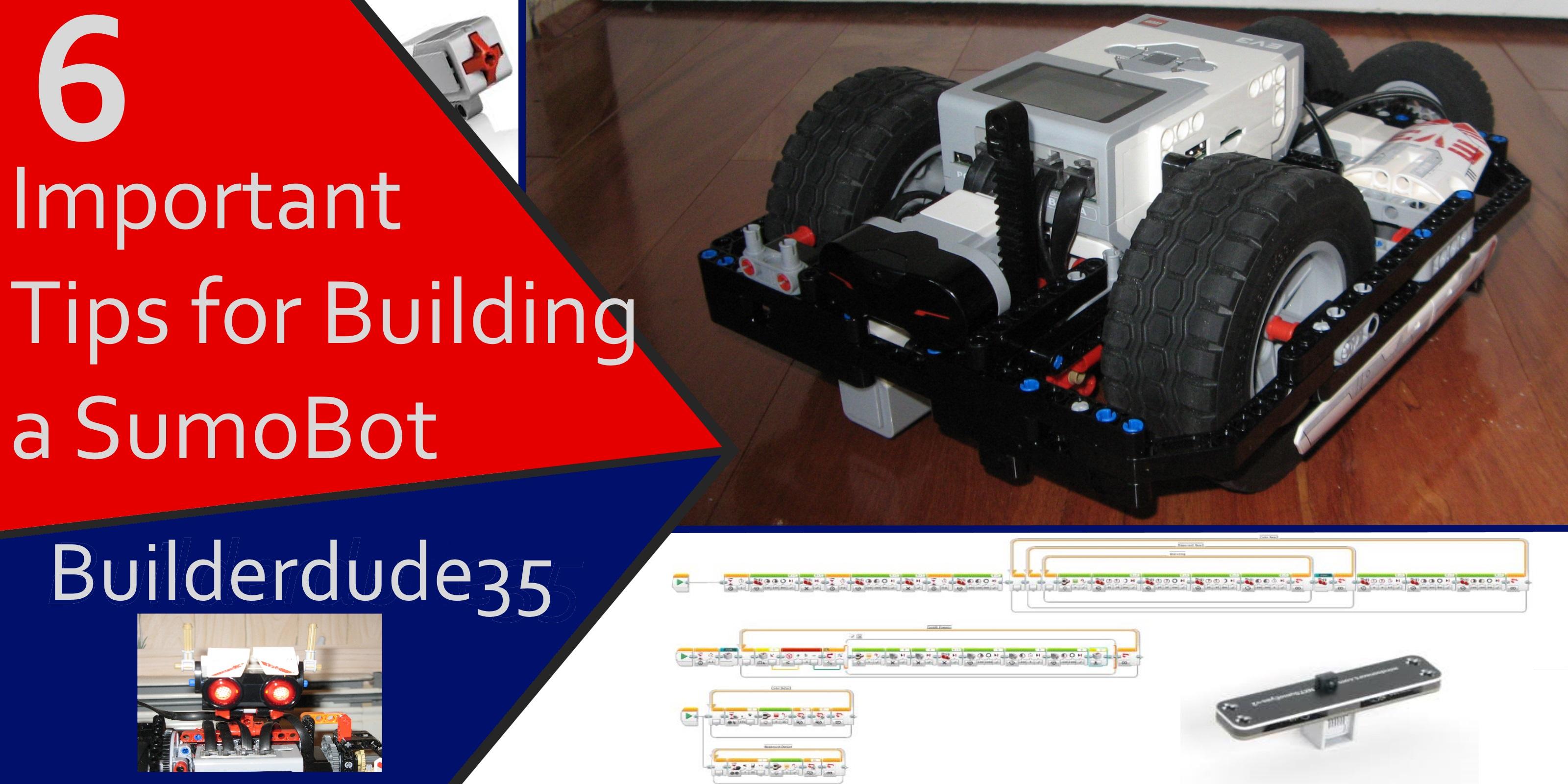 sumobot – Builderdude35